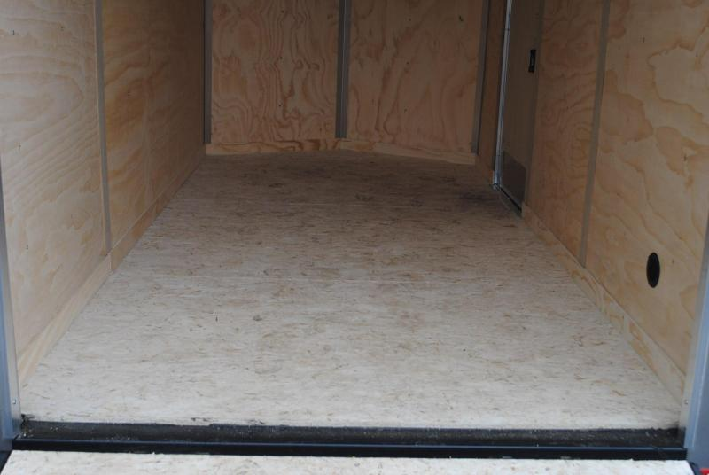 6X12 RC Trailers I Enclosed Cargo Trailer