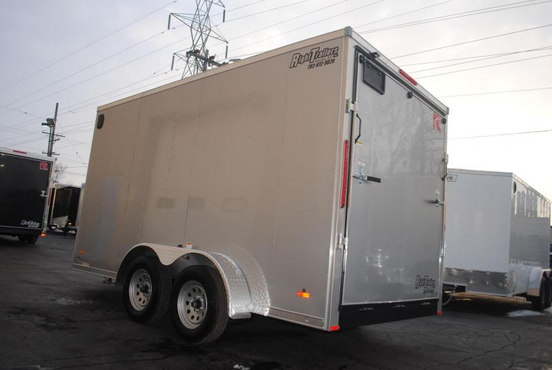 7X14 RC Trailers I Cargo Trailer