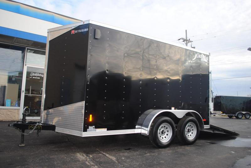 7X12 RC Trailers | Enclosed Trailer