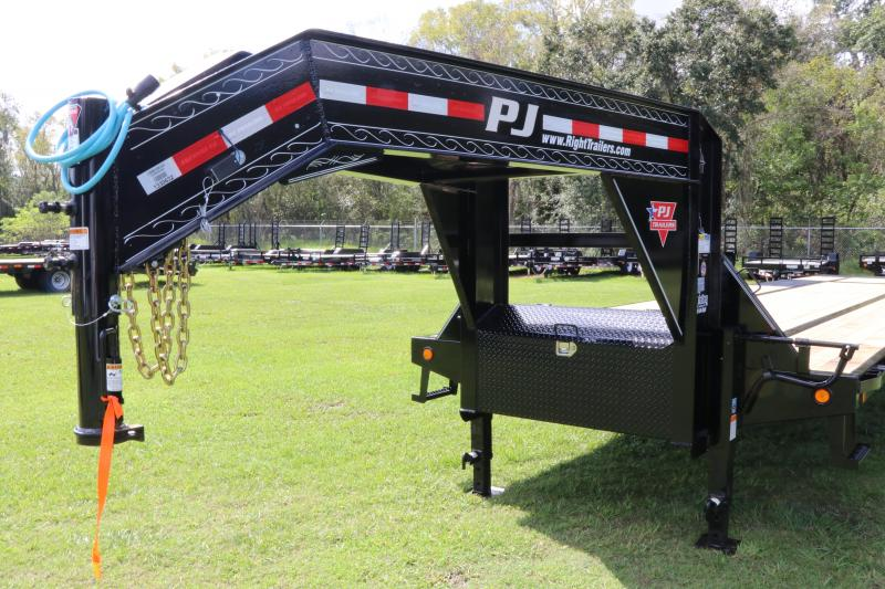 8.5x40 PJ Trailers | Flatbed Trailer
