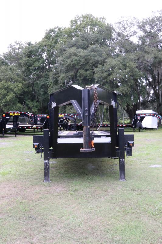 8x26 B-Wise Used   Flatbed Trailer