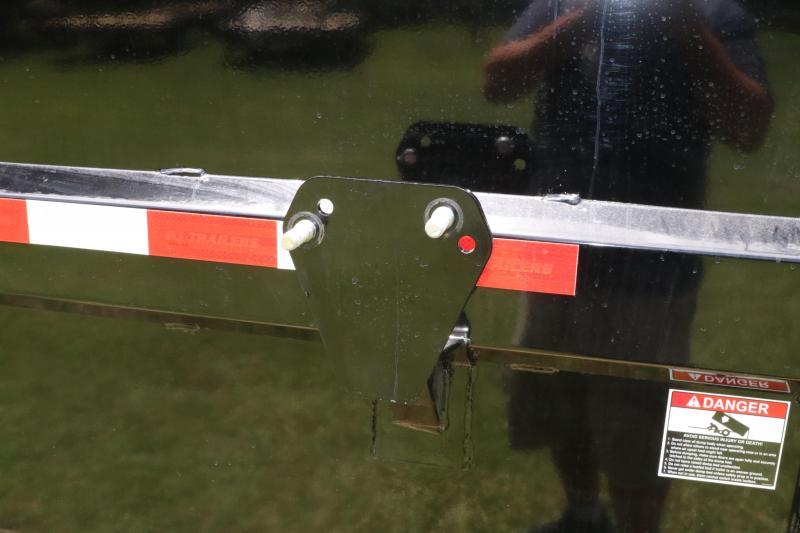 7x16x4 PJ   Dump Trailer   TARP INCLUDED