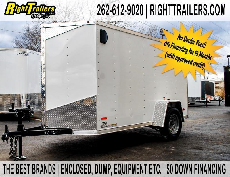 2020 RC Trailers RDLX Enclosed Cargo Trailer