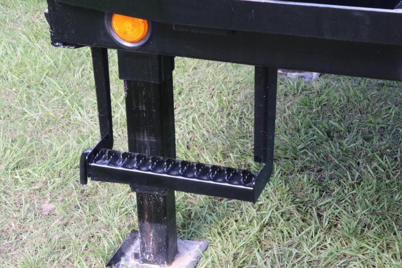 8.5X40  PJ Trailers Low-Pro Flatdeck with Duals I Flatbed Trailer