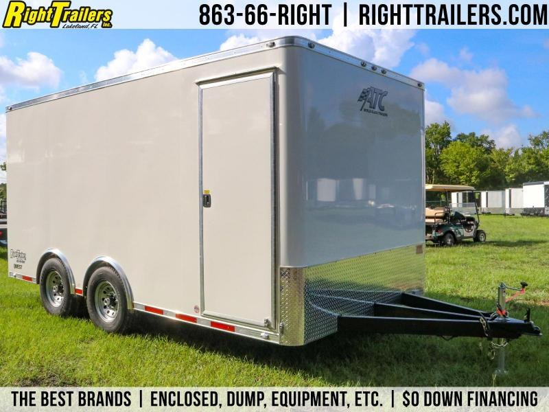 8.5x16 ATC | Car / Racing Trailer
