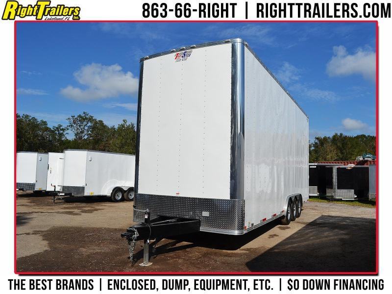 8.5x26 Team Spirit | Stacker Trailer I In Stock
