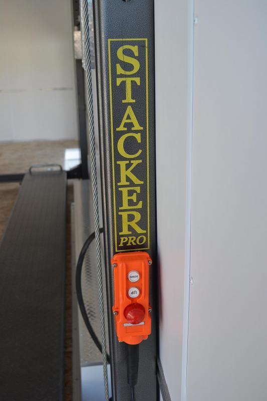 8.5x26 Team Spirit | Stacker Trailer I In Stock