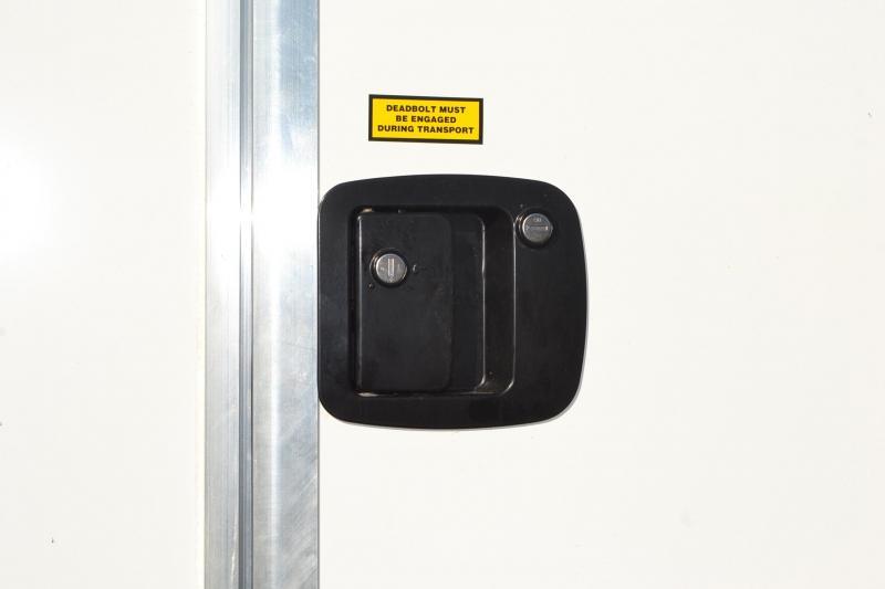 8.5x28 ATC Quest | Enclosed Car Hauler | Racing Trailer