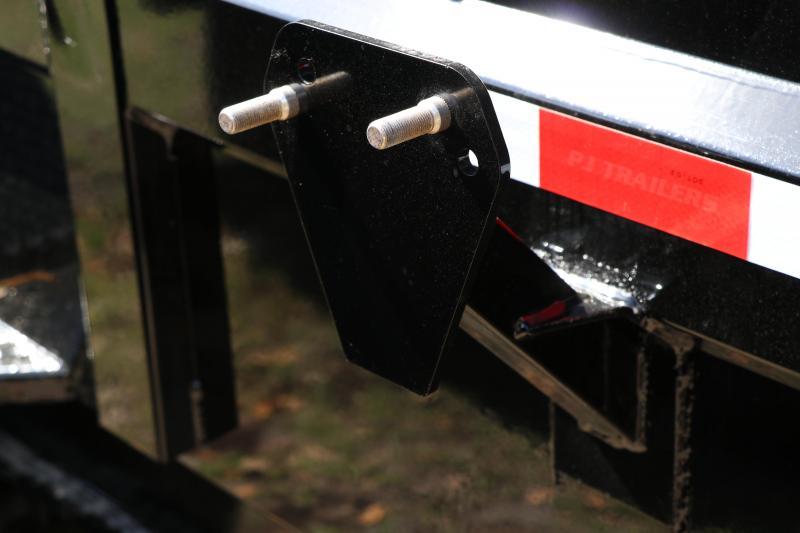 7X16 PJ TrailersI Dump Trailer