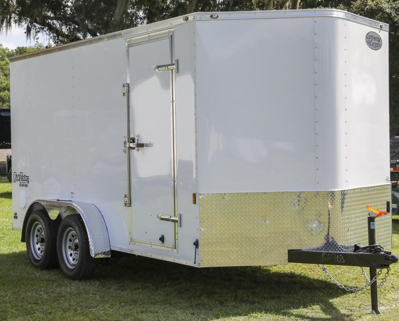 USED 7x14 Continental Cargo | Enclosed Trailer