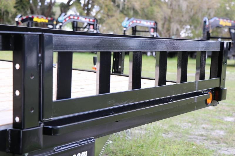 7X16 PJ Utility Trailer