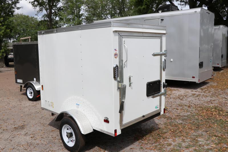 4X6 Continental Cargo | Enclosed Cargo Trailer