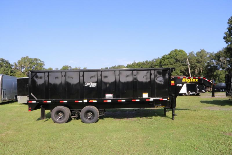8.5x20 Big Tex Trailers | Dump Trailer