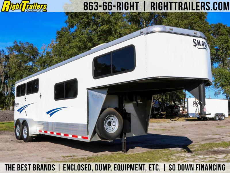 8.5x28 Shadow Trailers | Horse Trailer