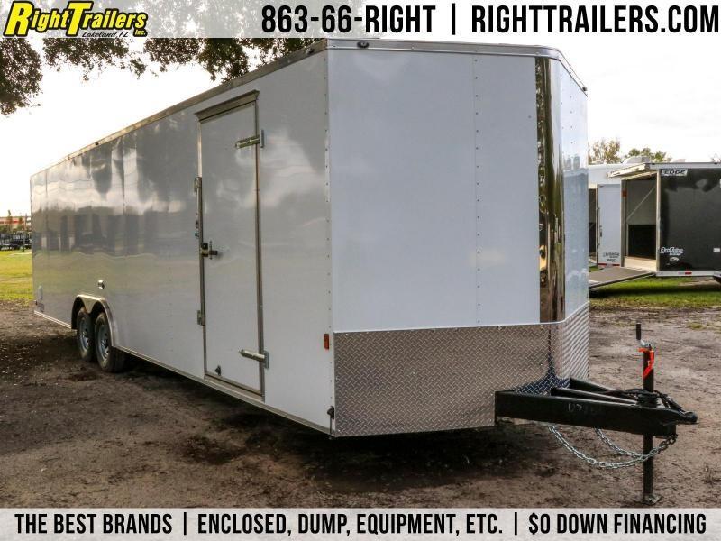 8.5x28 Continental Cargo   Car / Racing Trailer