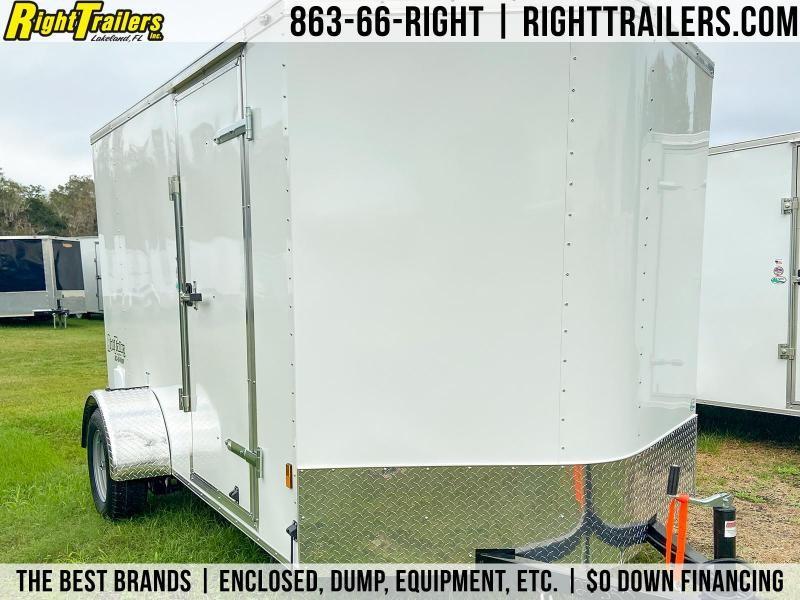 2020 Continental Cargo gans610sa Enclosed Cargo Trailer