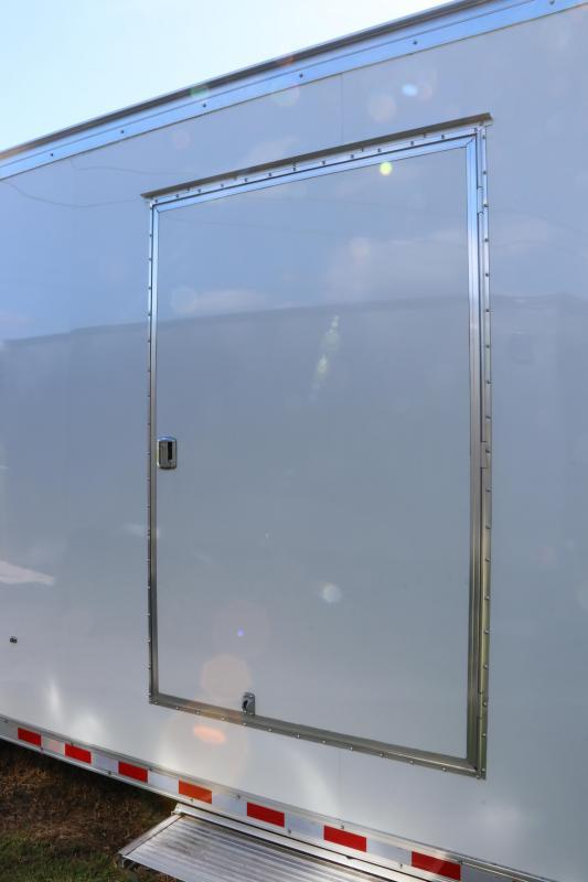 8.5x24x7.4 Haulmark  | Car / Racing Trailer