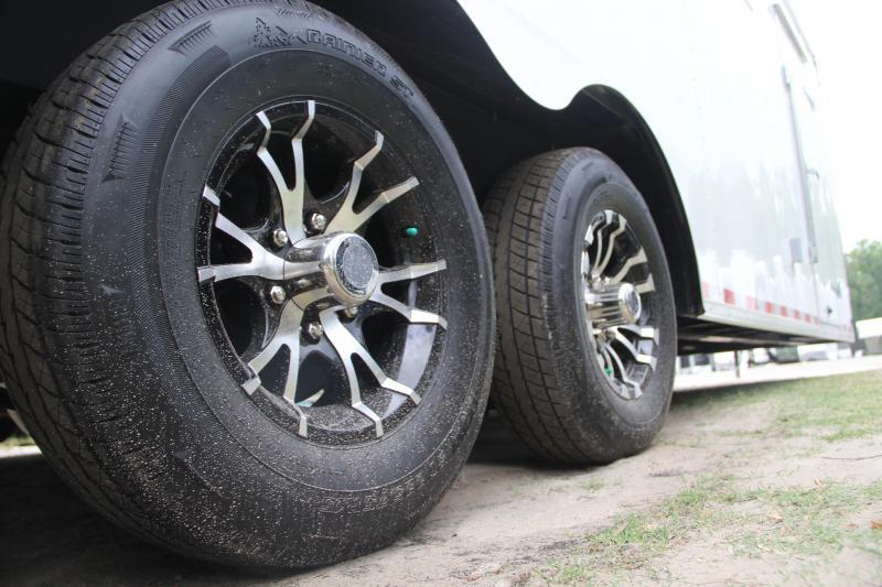 8.5x28 Continental Cargo | Race Car Trailer