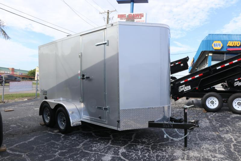 6x12x6.3 Continental Cargo | Enclosed Trailer