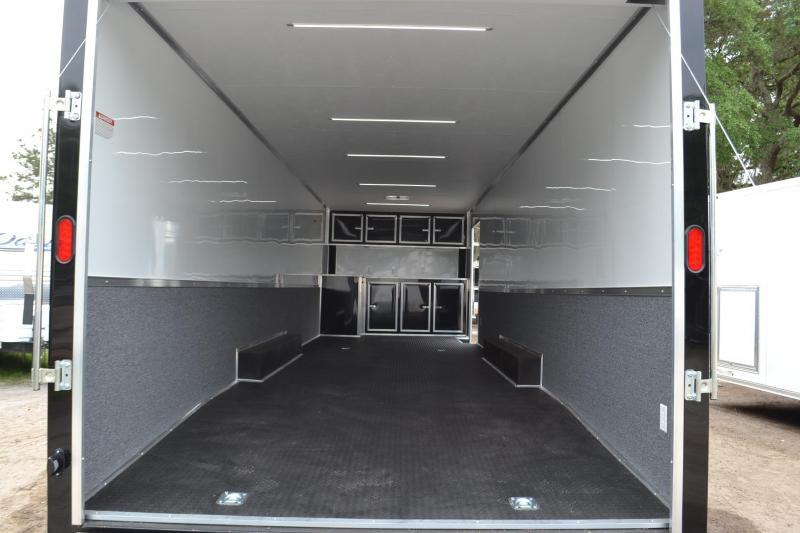 8.5x30 Continental Cargo | Race Car Trailer