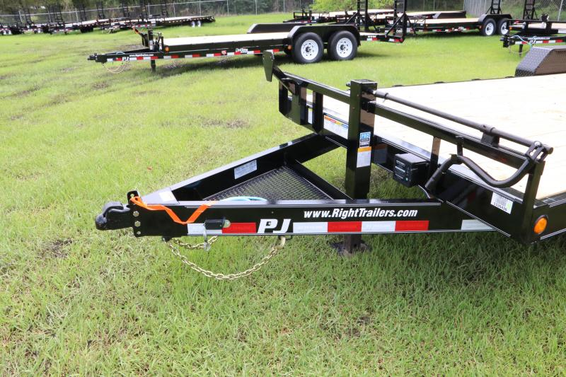 7x20 PJ Trailers   Car / Racing Trailer