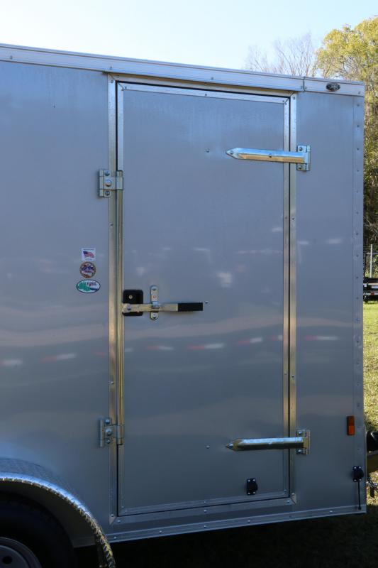 6X12 Forest River Inc. I Enclosed Cargo Trailer