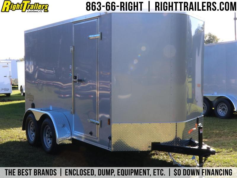 6X12 Forest River Inc. I Enclosed Cargo Trailer