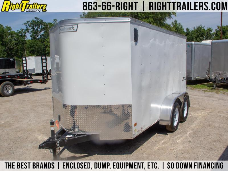 6x12 Haulmark Passport | Enclosed Trailer
