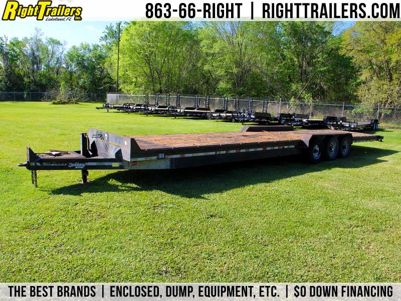 7x33 Rolls Rite | Equipment Trailer