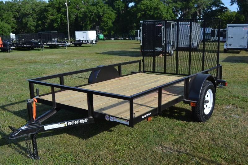 6x10 Red Hot | Utility Trailer