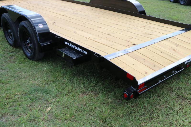 7x18 Big Tex Trailers | Car Hauler Trailer