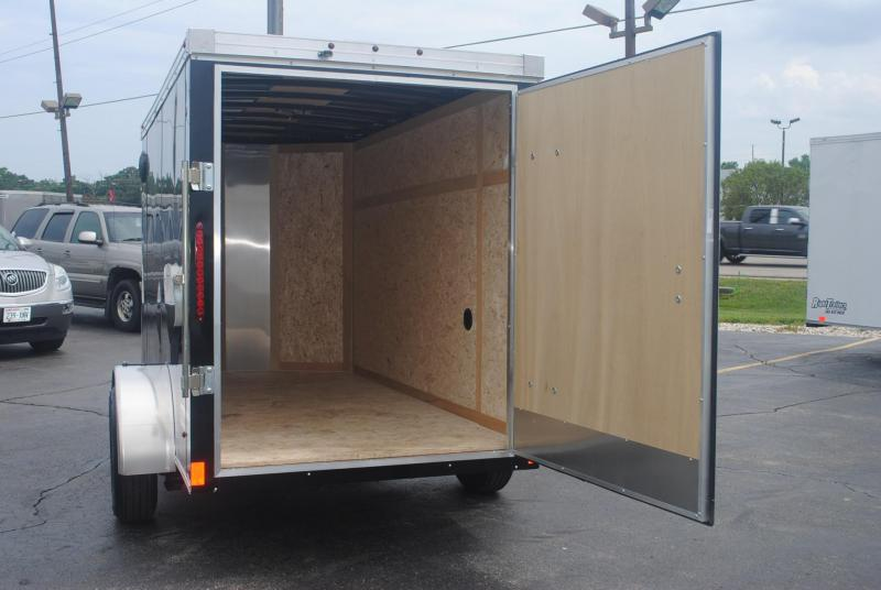 5x10 Haulmark | Enclosed Trailer