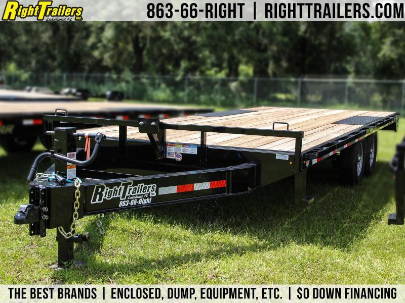 8.5x20 Lamar Trailers | Equipment Trailer