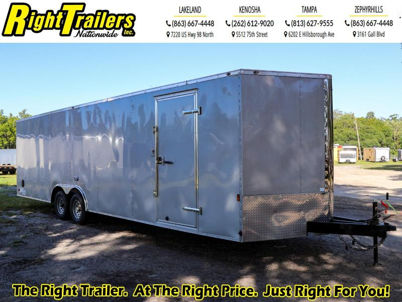 2020 Continental Cargo CC828TA3 Enclosed Cargo Trailer