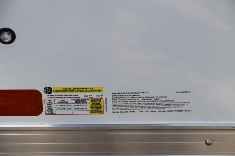 8.5x24 ATC | Car / Racing Trailer