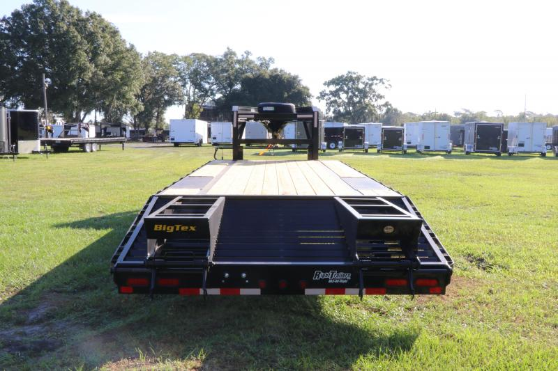8.5 x 25 Big Tex Trailers I Equipment Trailer