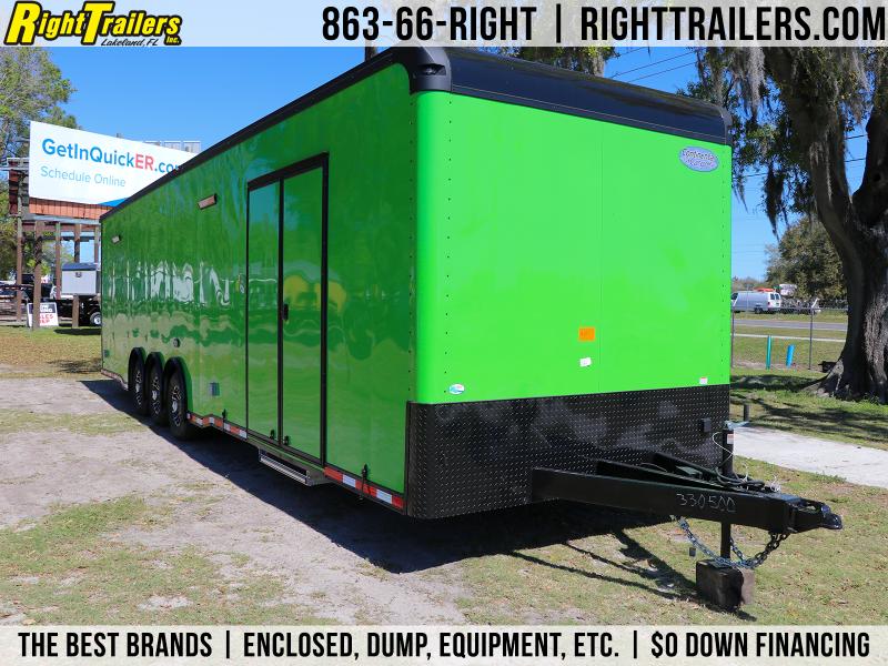 8.5x34 Continental Cargo   Car / Racing Trailer