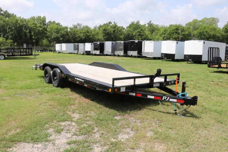 7x20 PJ Trailers Buggy Equipment Trailer