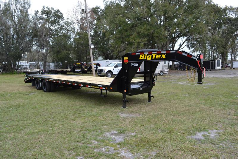 8.5x33 Big Tex Trailers | Equipment Trailer [Gooseneck]