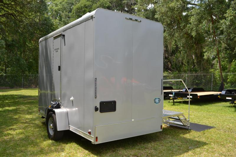 2-Station Restroom Trailer | Forest River