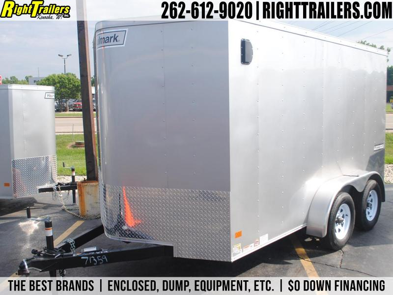 7x12 Haulmark Passport | Enclosed Trailer