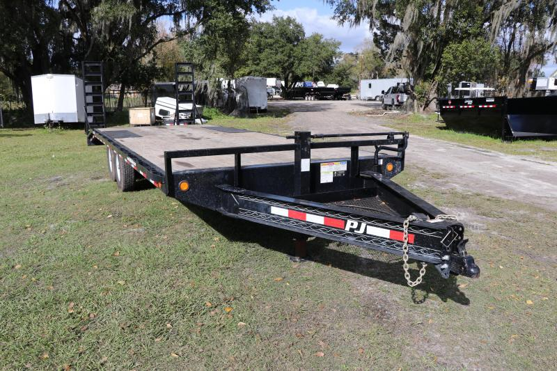 ( Used ) 8.5x22 PJ | Deck Over Equipment Trailer