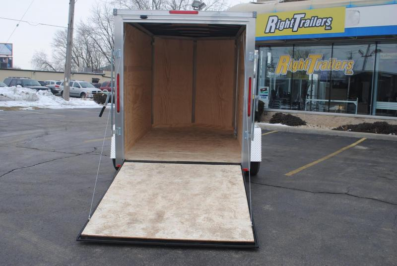 6X10 RC Trailers I Enclosed Cargo Trailer