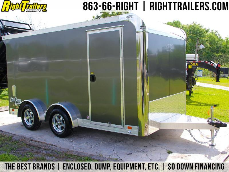 7.5x14 ATC Trailers | Enclosed Trailer