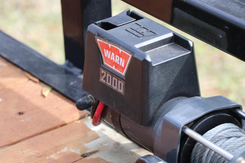 Used 7x18 PJ Trailers | Car / Equipment Trailer