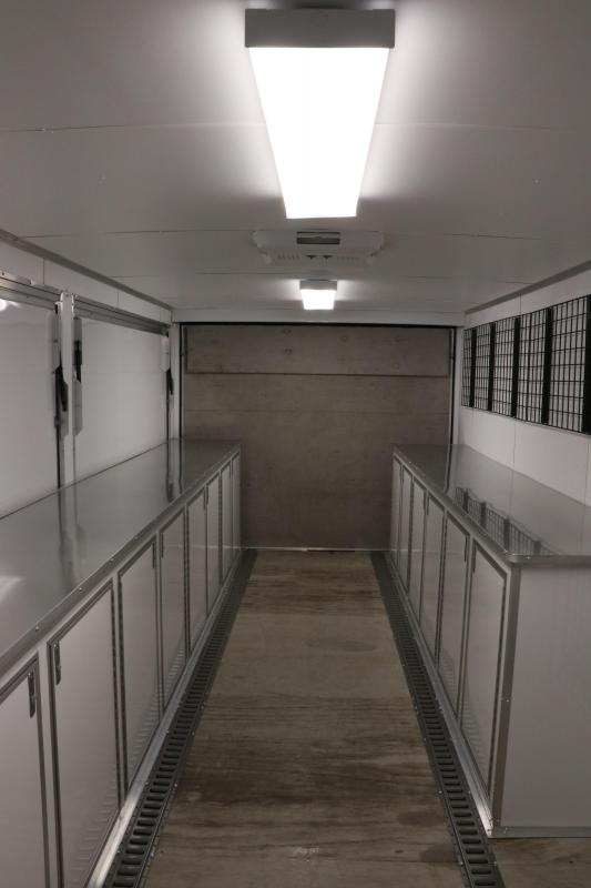 8.5x22 Pace American | Enclosed Trailer