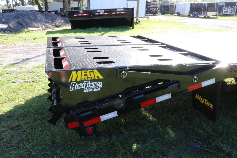 8.5X30 Big Tex Trailers I Equipment Trailer