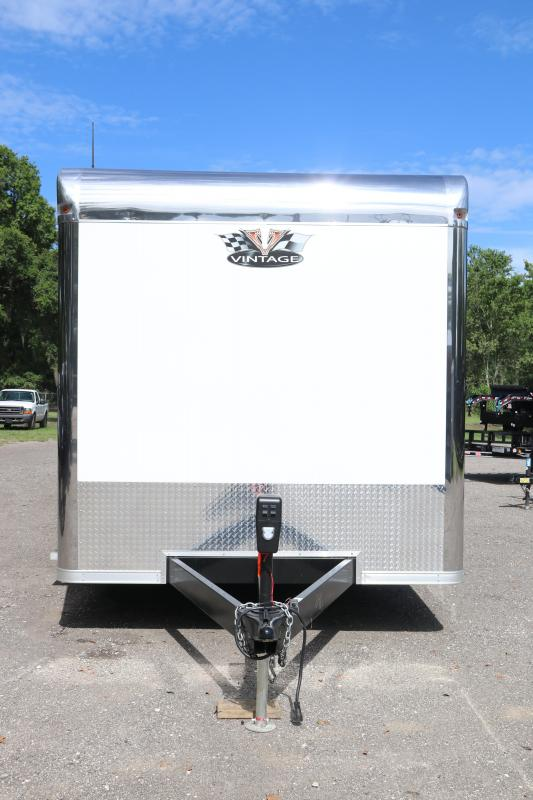 8x34 Vintage Trailers | Car / Racing Trailer