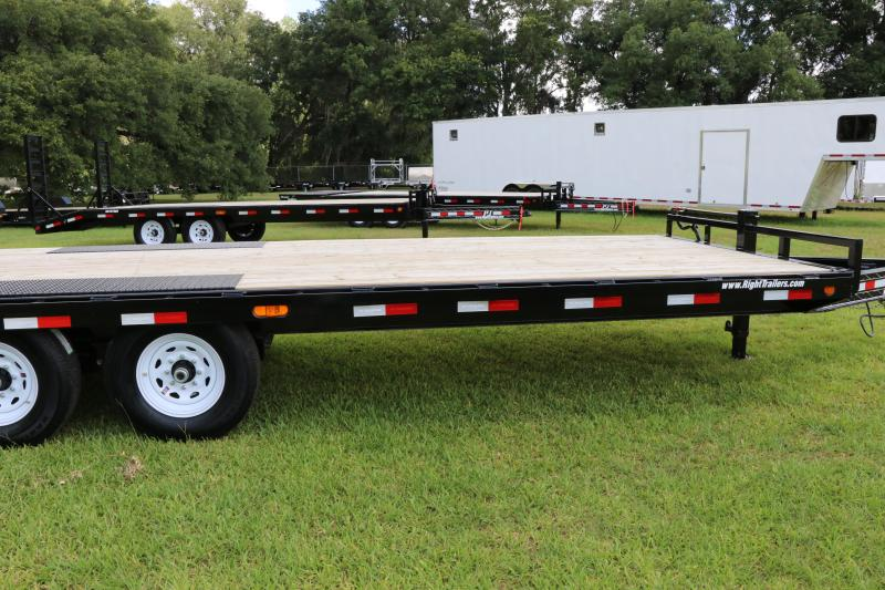 8.5x22 PJ | Deck Over Equipment Trailer
