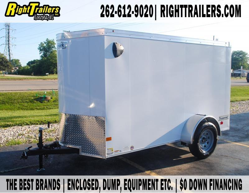 5X10 Haulmark I Enclosed Trailer
